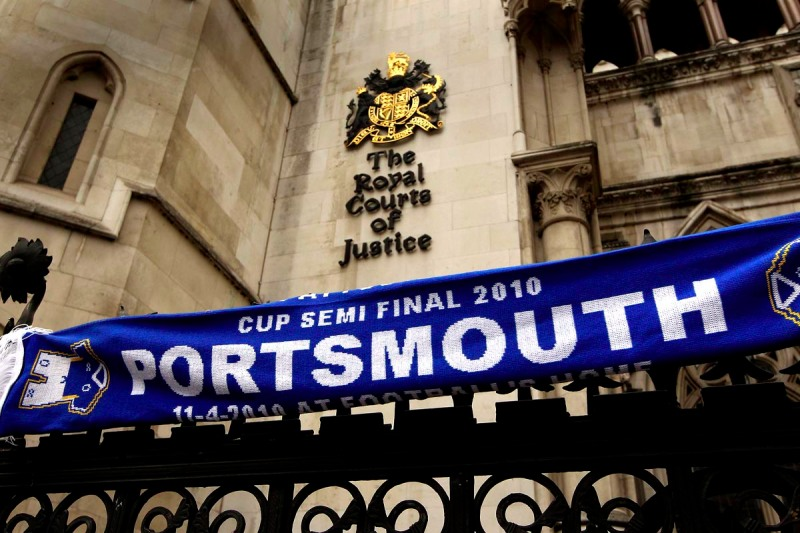 Portsmouth Football Club Win At The High Court