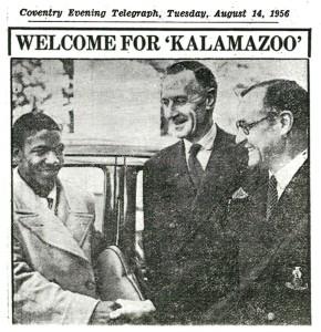 En la prensa local el fichaje de Mokone fue portada.
