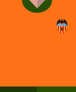 ficha camiseta vcf naranja 1970